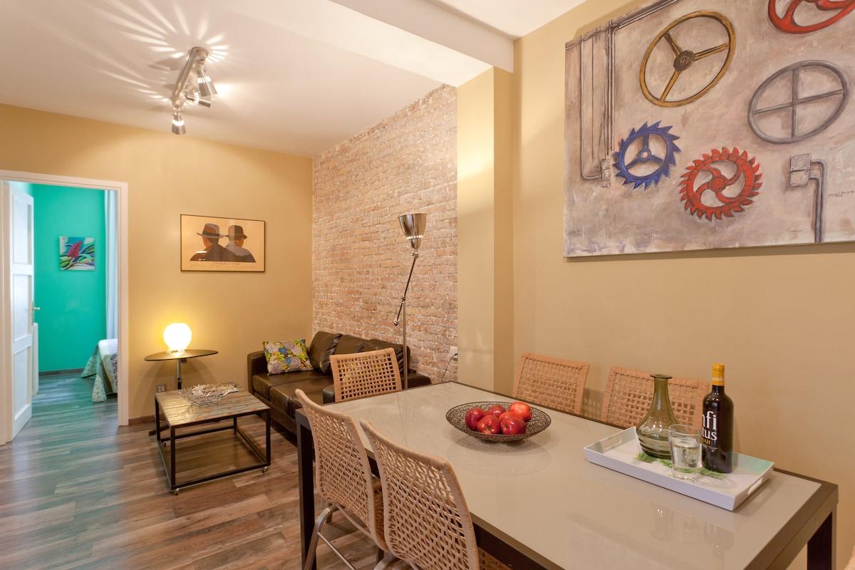 Luxury large design apartment Born