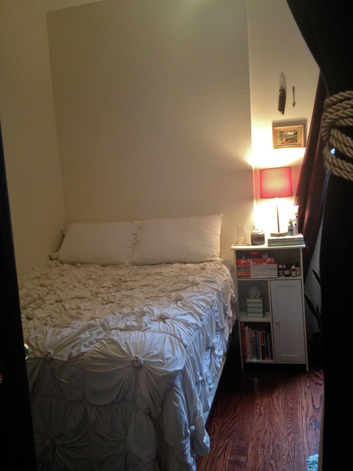 Darling Cozy Quiet Room
