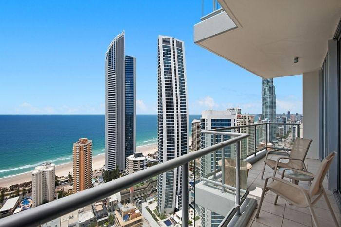 Chevron 36th Floor Penthouse