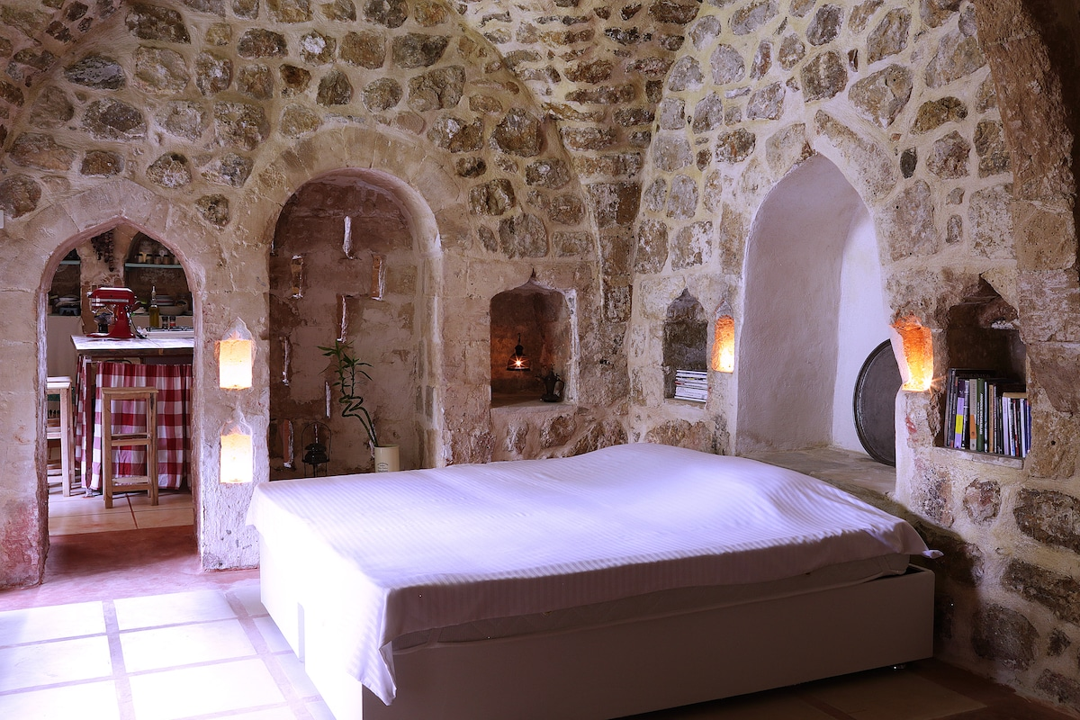 Room in Historical Stone House