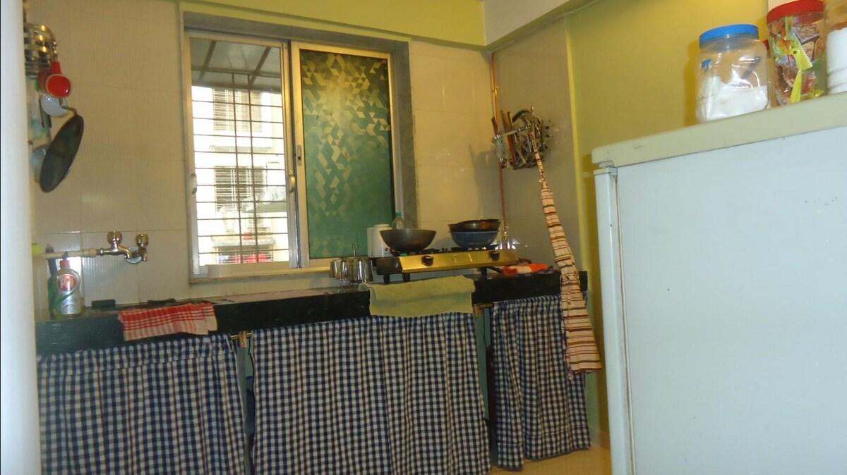 Mumbai Accommodation B&B-Apartment