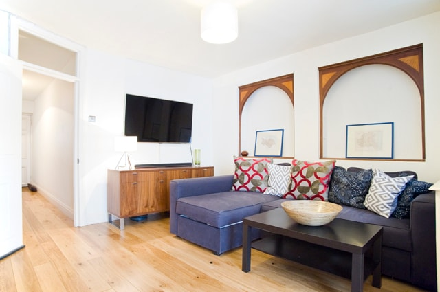 Chic 3 bedroom house in Marylebone