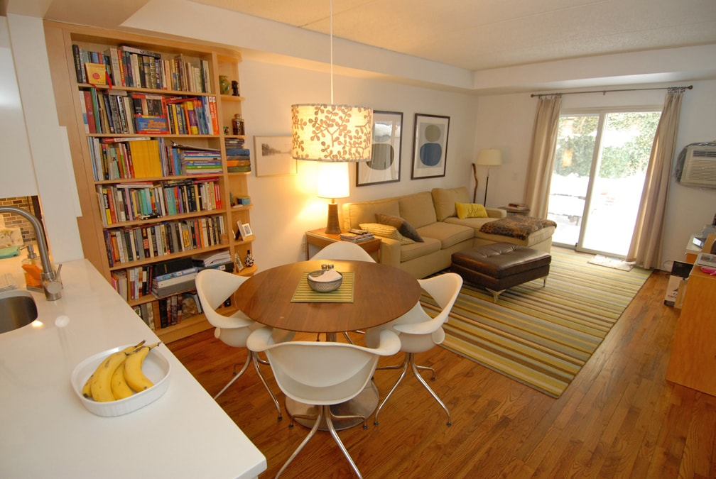 Room in East Village townhouse