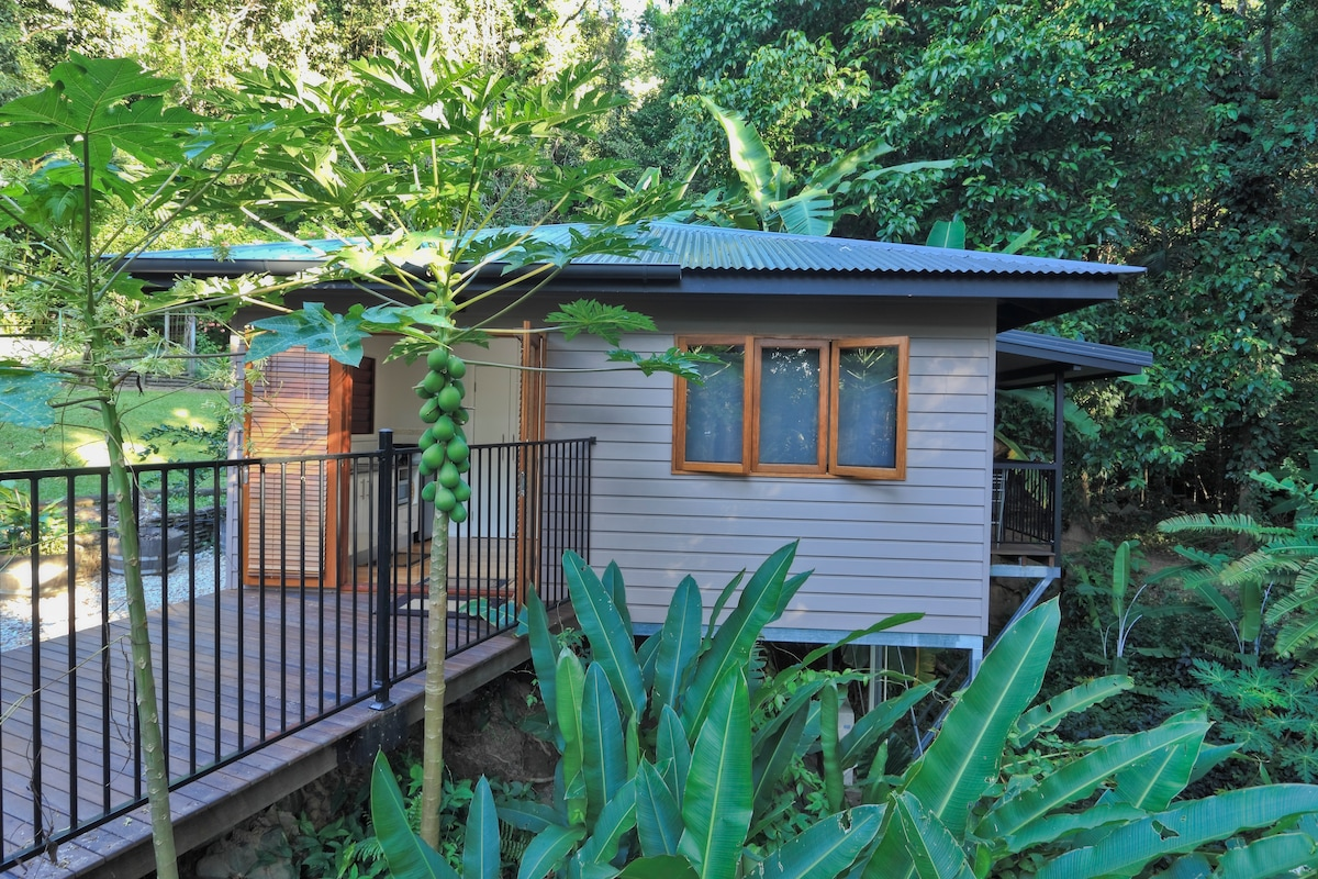 Tropical Stratford Studio!