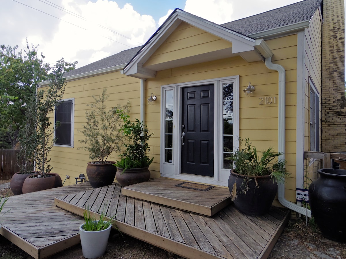 Charming Austin bungalow with modern updates and just minutes from all the action!