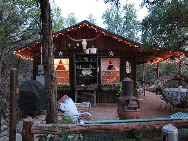 Rustic Private Cabin, Blanco River