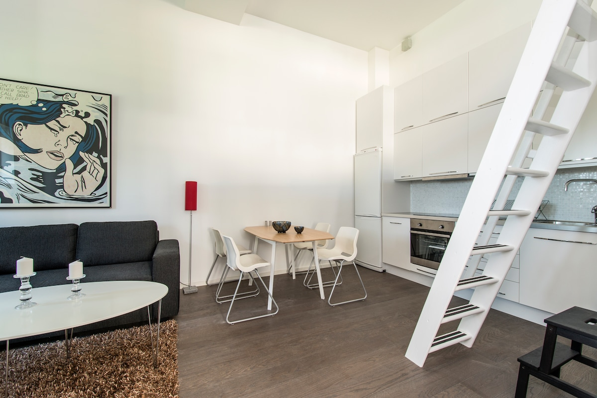 New apartment 3 min from station
