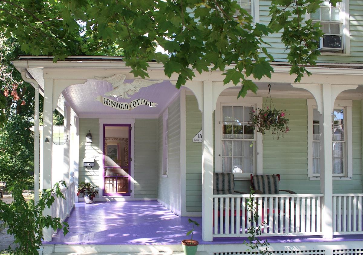 Chef's Suite - Griswold Cottage B&B