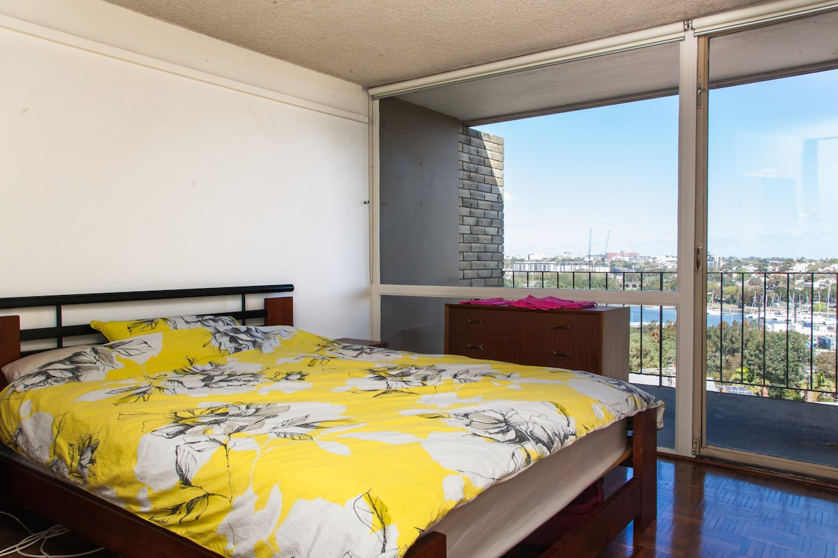 SUNNY APT STAY 7 MIN FROM CBD