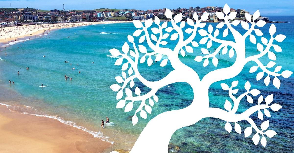 Chic Bondi Beach Treehouse Uber pad