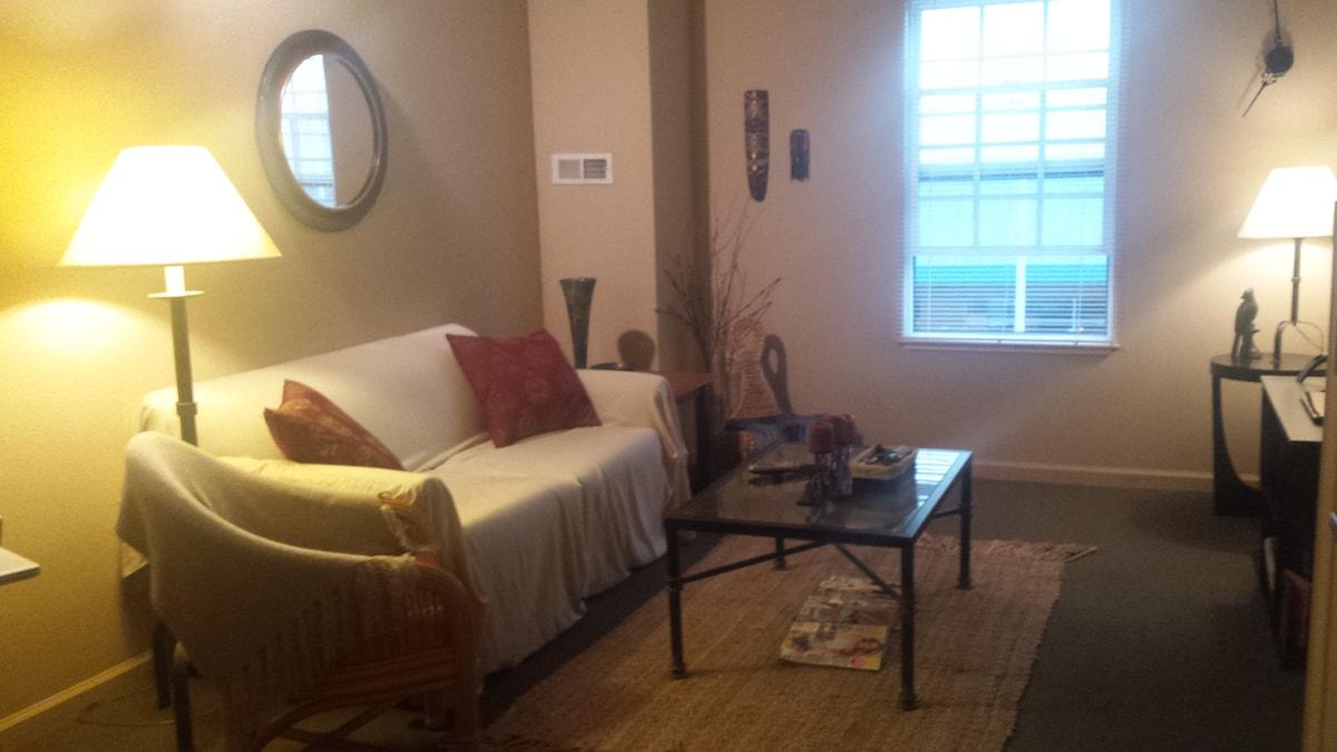 Cozy Downtown Studio apartment!