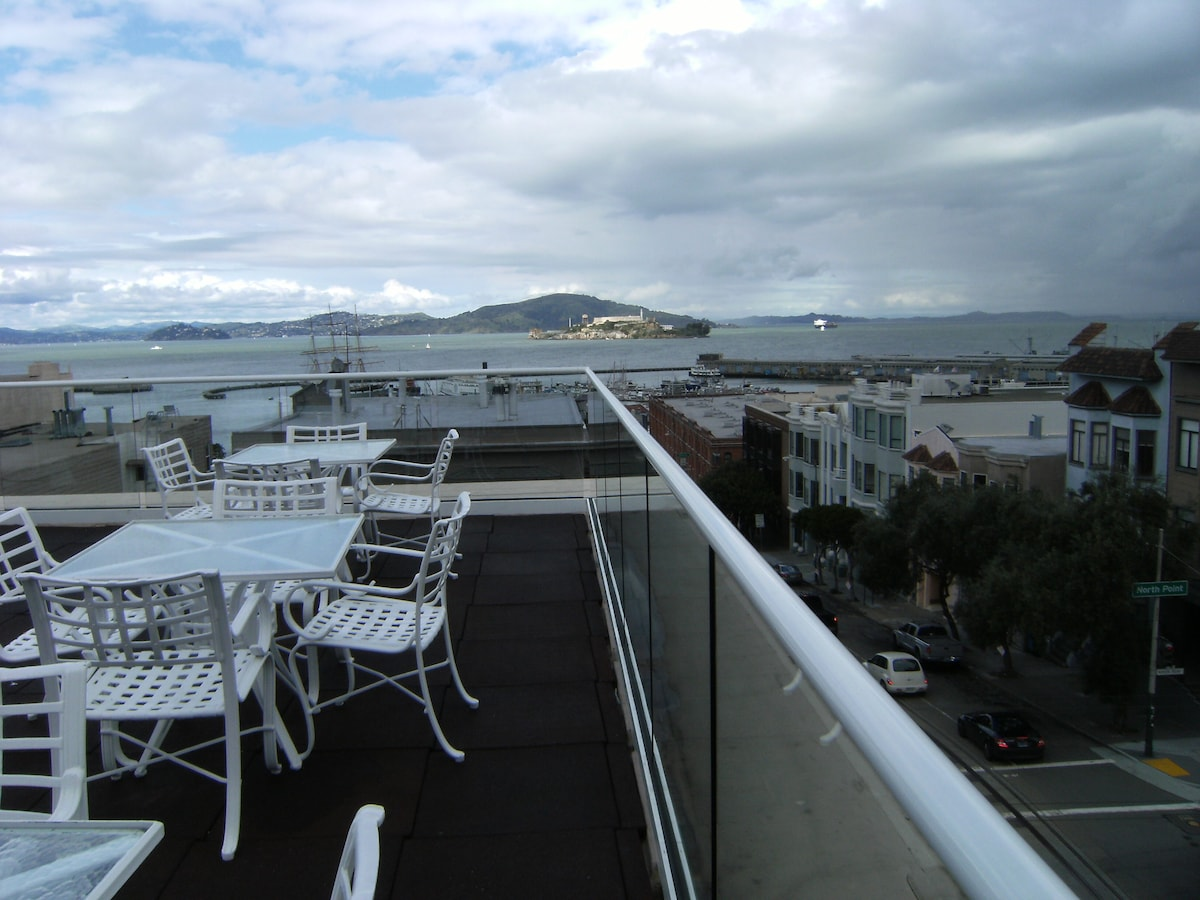 Fisherman's Wharf week rental