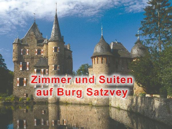 Burg Satzvey: Zimmer 1
