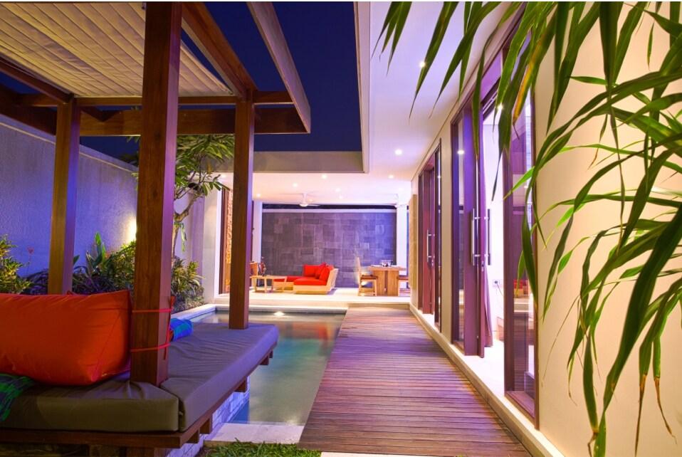 Hidden Gems ! 2BR Villa Seminyak