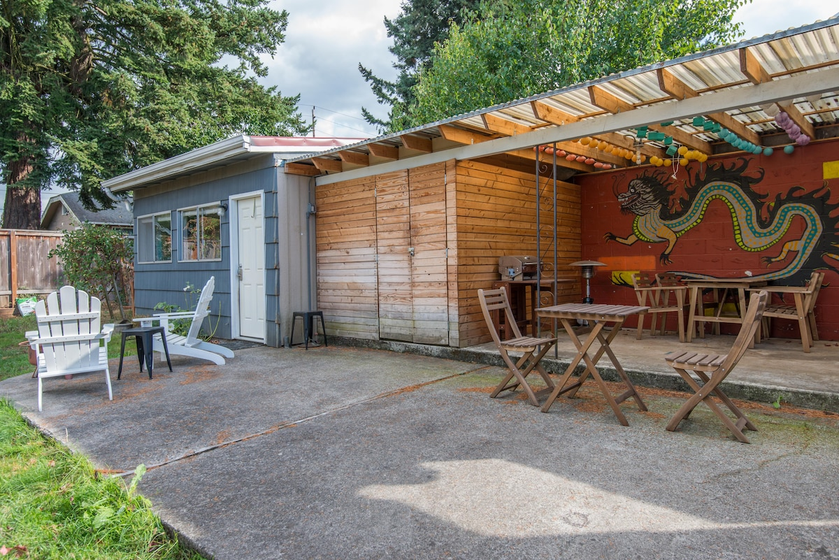Alberta Arts Backyard Studio
