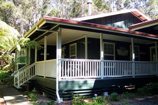 Volcano Cottage Volcott 2 bedroom