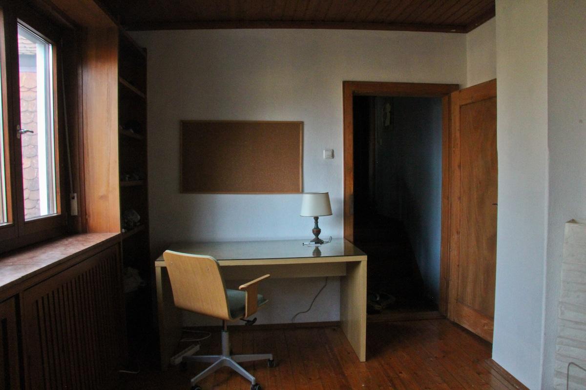 Cosy twin room in Dachau