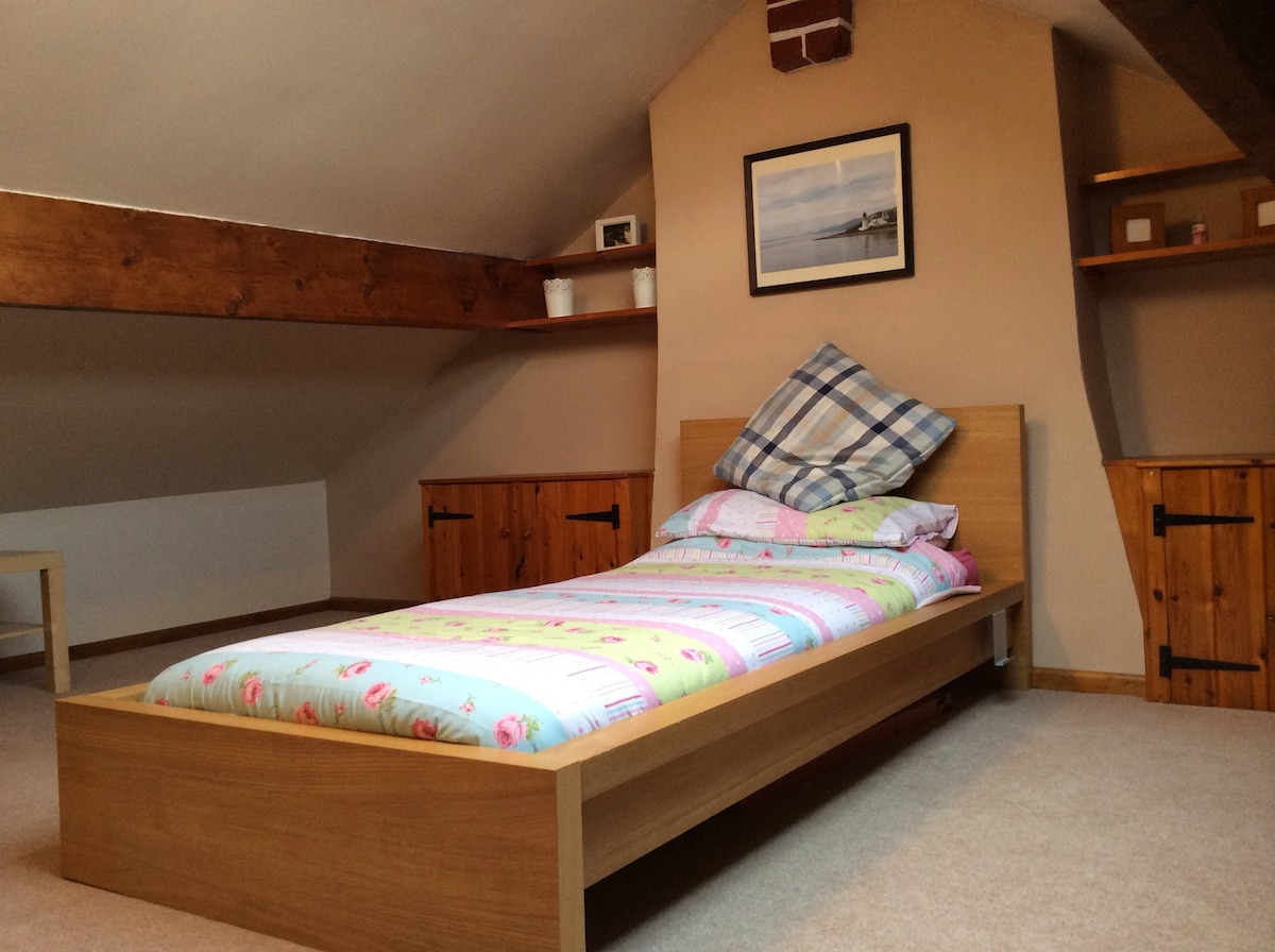 A loft in The Gateway to The Dales