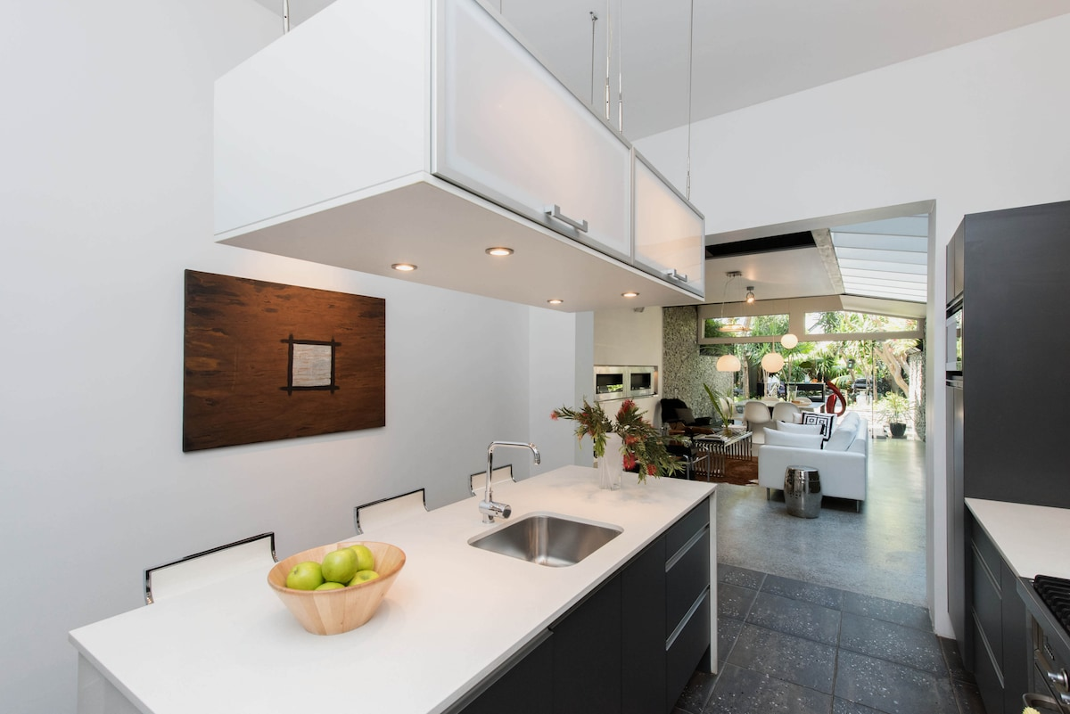 Designer kitchen makes meal preparation a breeze