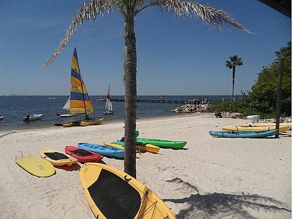 Beach Resort LittleHarbor-Tampa, FL