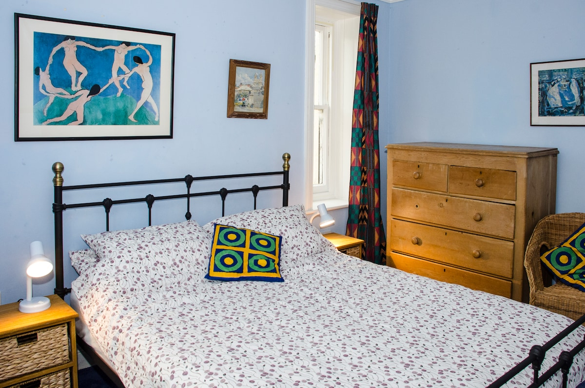 The Blue room - bed and breakfast