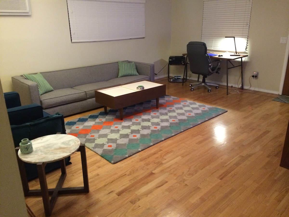 Spacious share in heart of weho