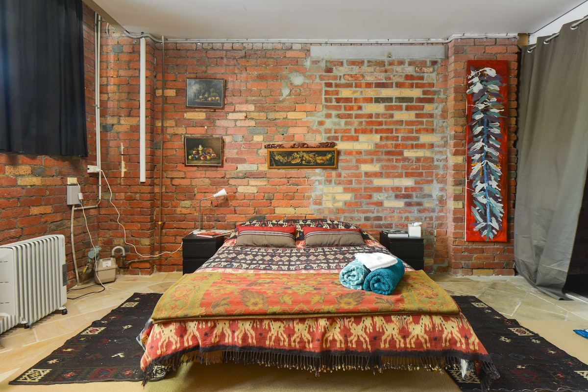NY STYLE ART RETREAT IN MELBOURNE