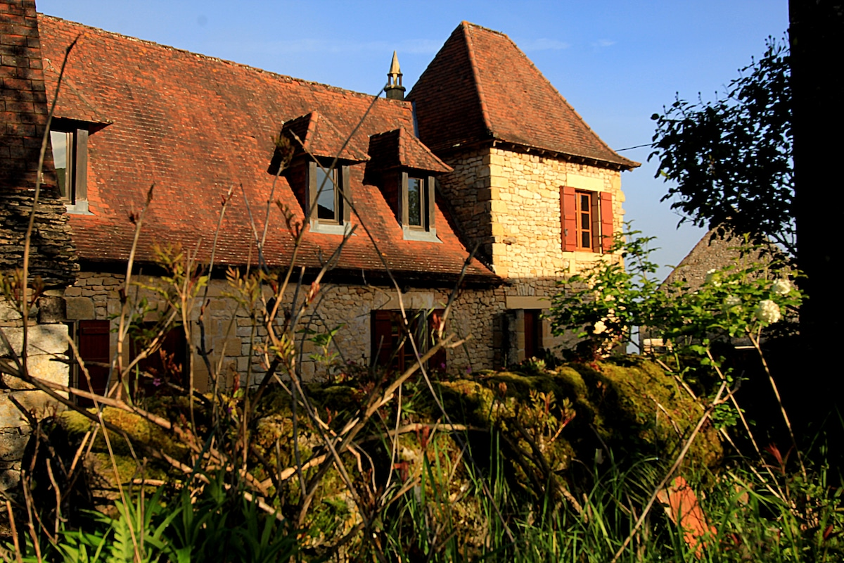 Charming old house, heart of nature