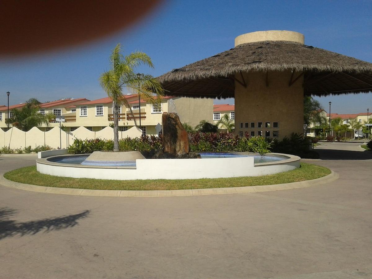 3 Bdrm. House  Furnished
