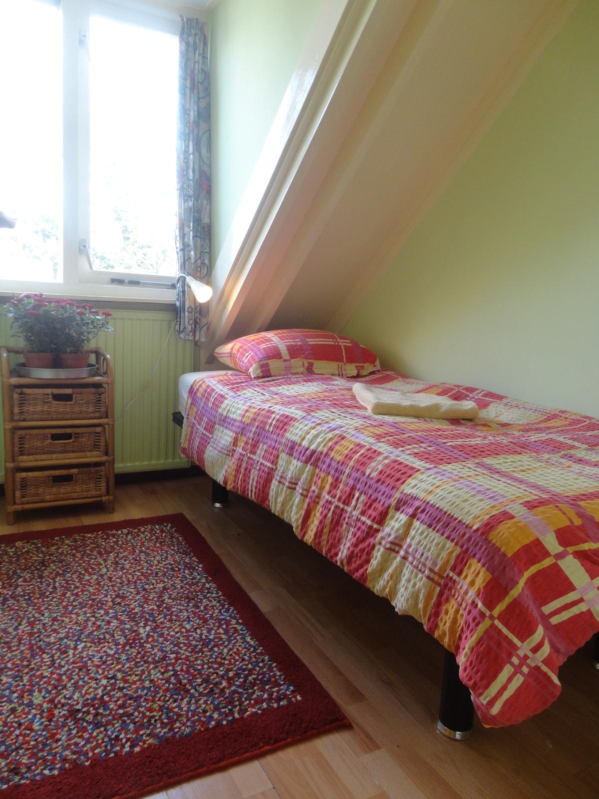 Nice single bedroom station Alkmaar