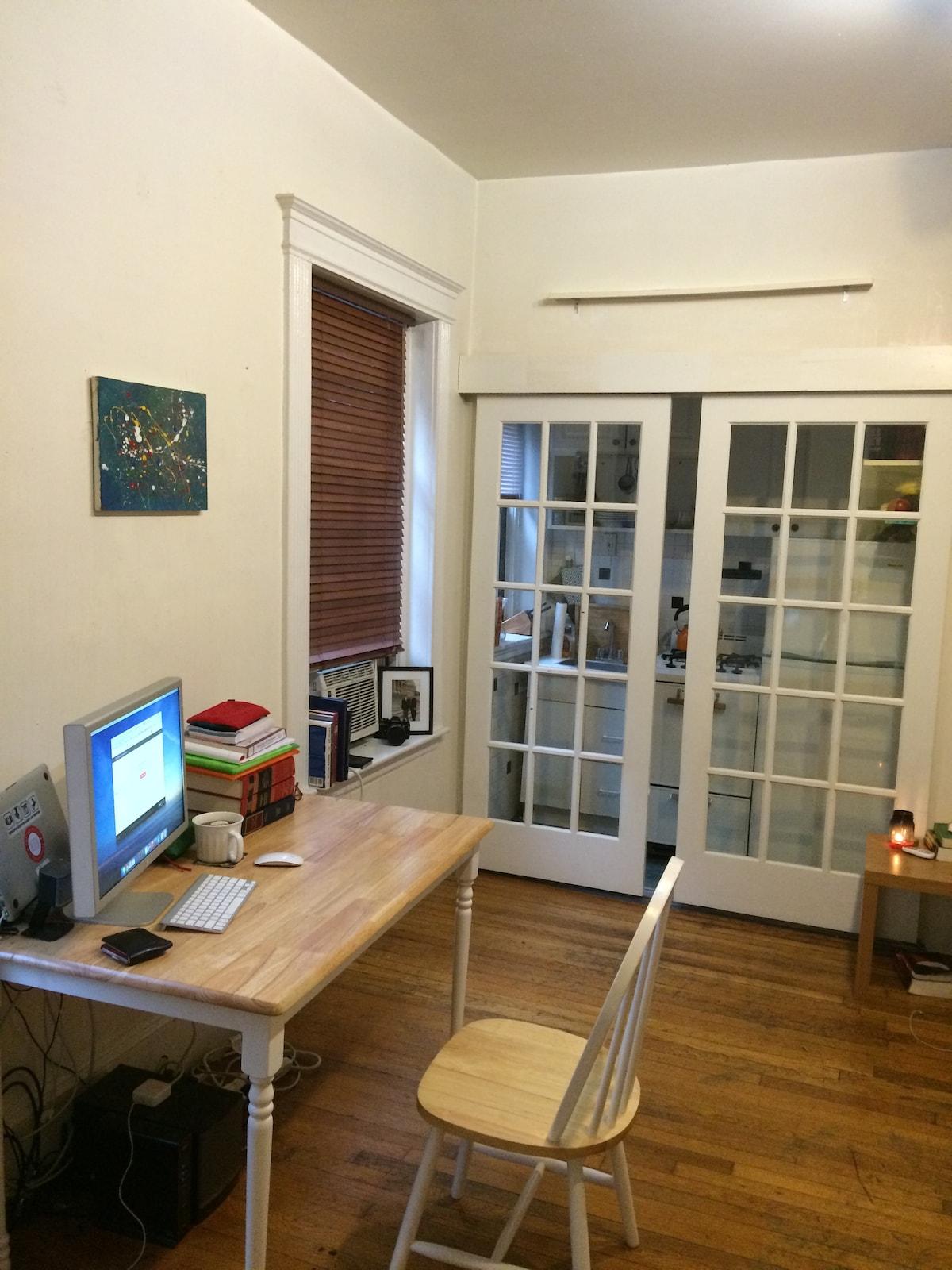 Charming Studio in Fenway/ Backbay