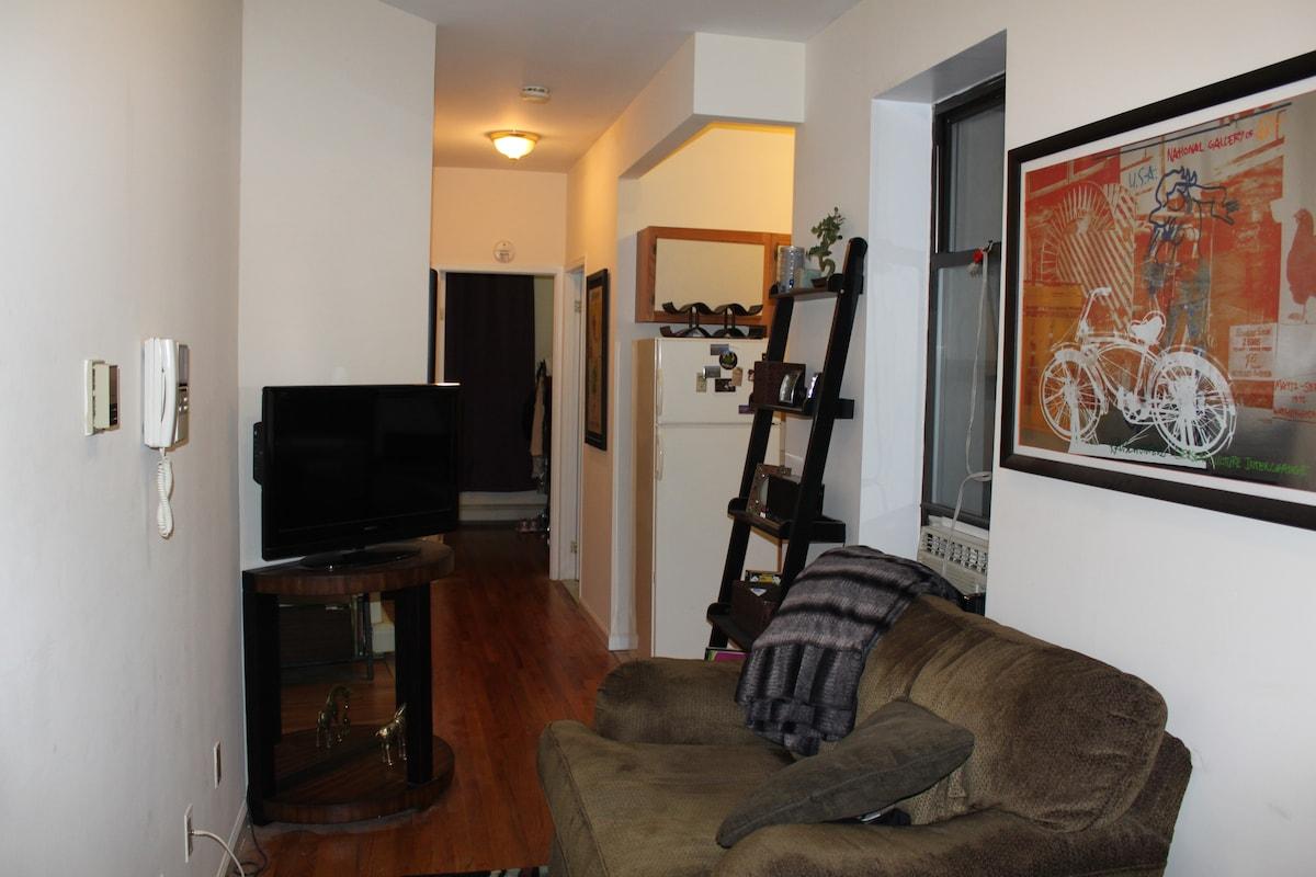 One Bedroom Apt, Lower East Side