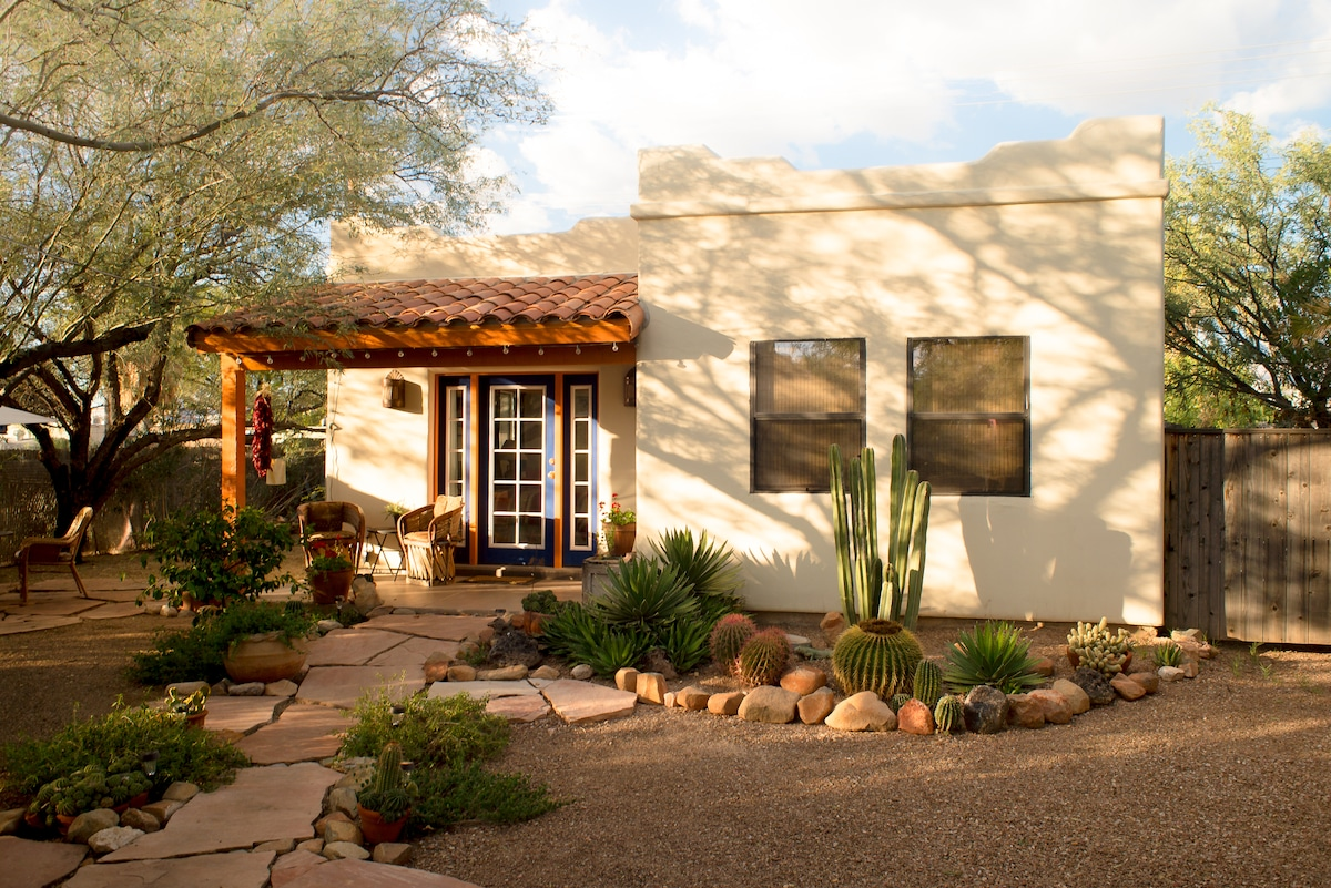 Private Southwestern Style Casita