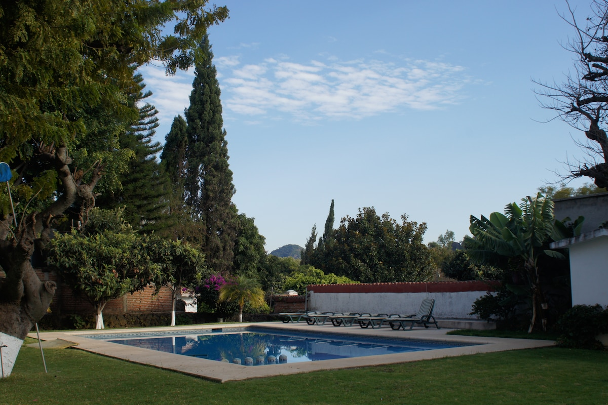 Quinta Teopanzolco