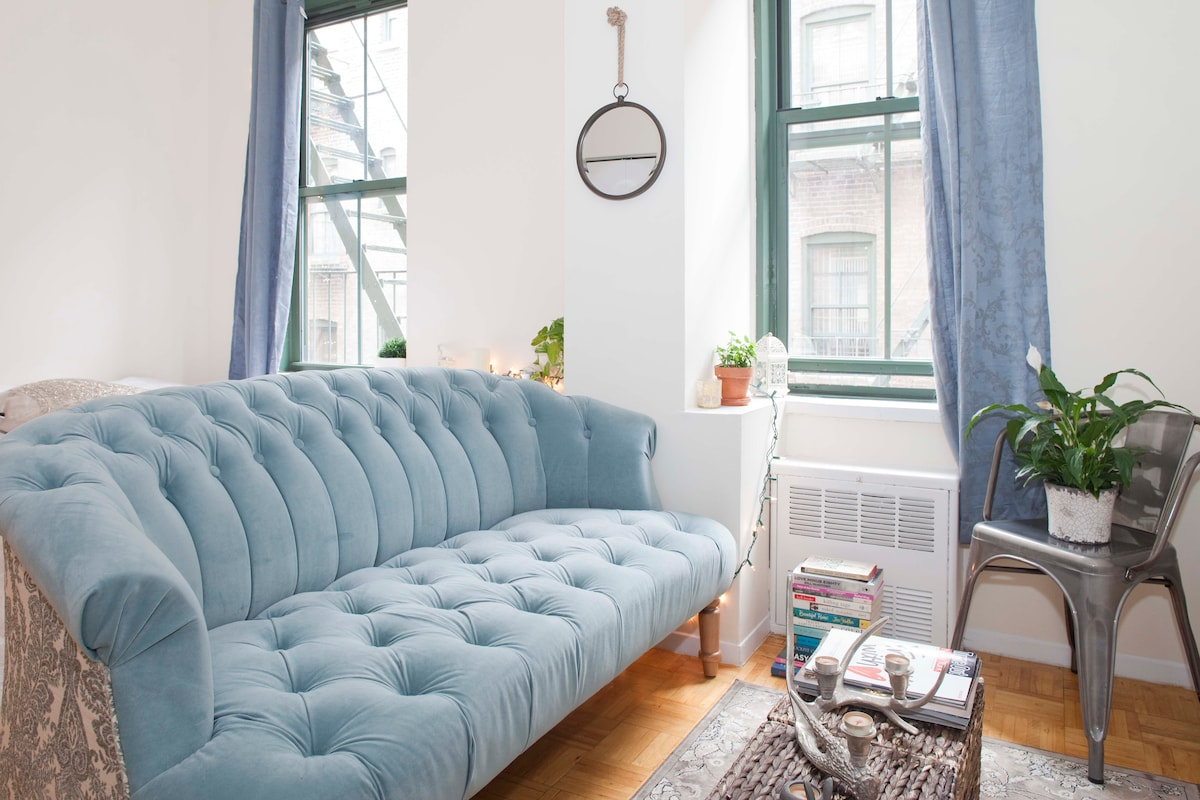 Dreamy studio apt in the UES