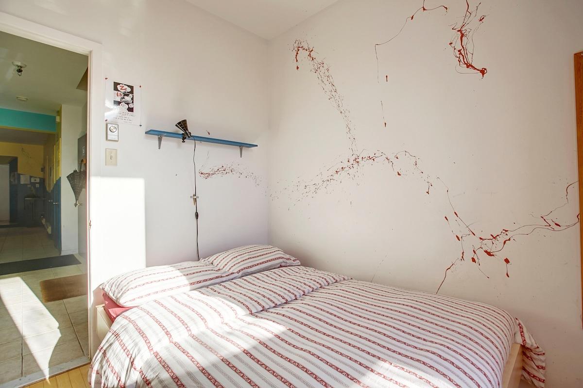 Room #1: Little room