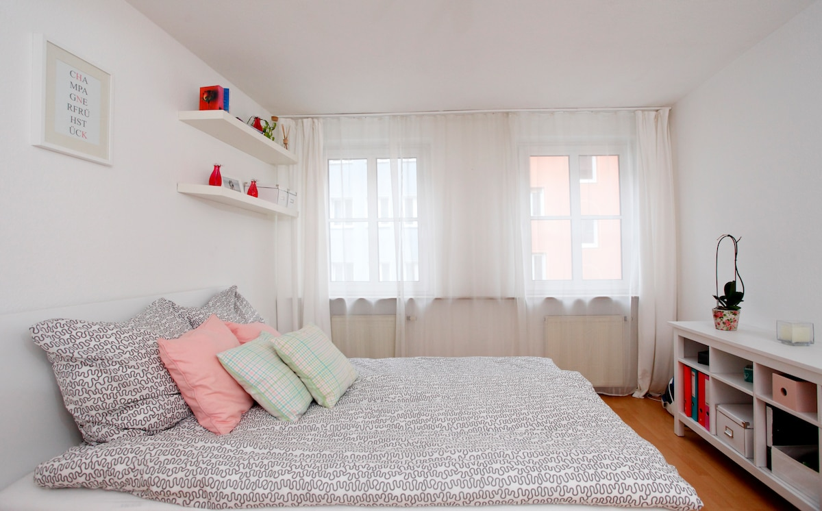 Cosy Appartment in City Center