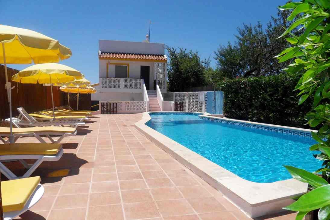 Private villa in beautiful property