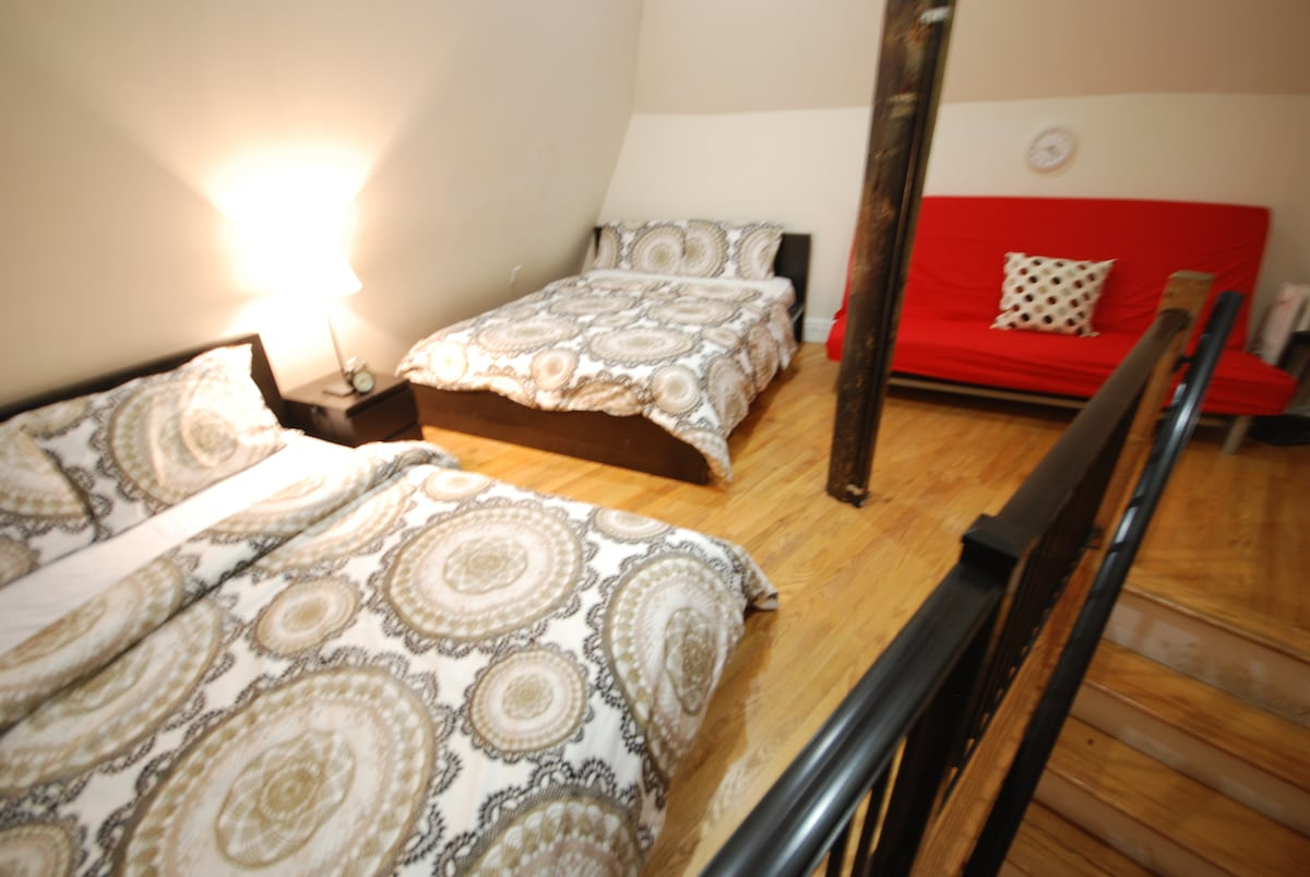 Cozy 1BR by Empire-State upto 6ppl