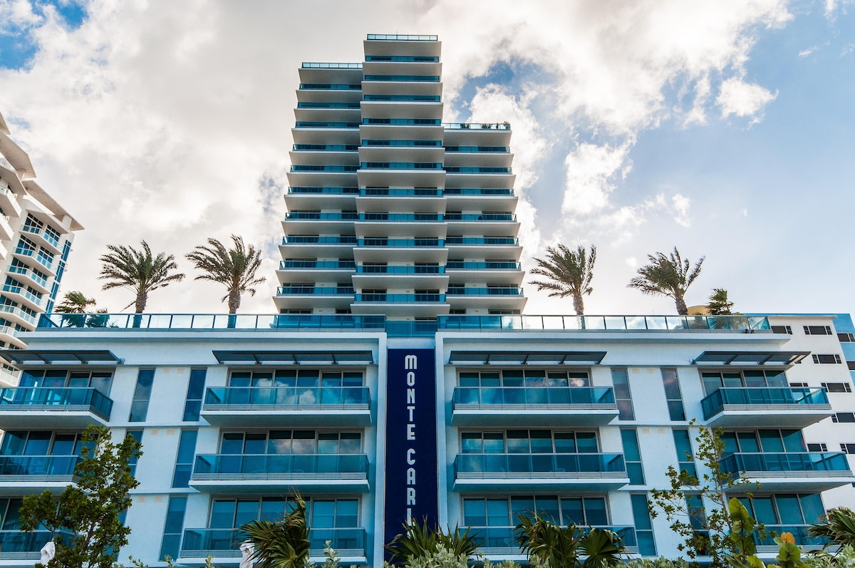LUXURY 1BR COLLINS AVE FREE PARKING