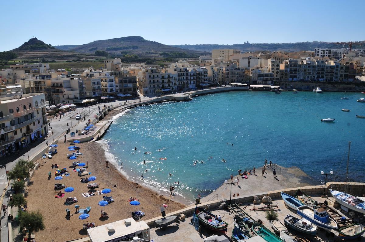 Marsalforn, Gozo