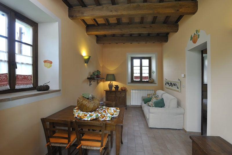 Bed and breakfast close to Perugia!