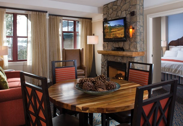 1 bed Marriott's Timber Lodge