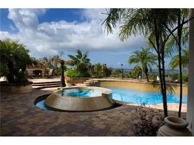 Deluxe BR in Ocean View Resort Home