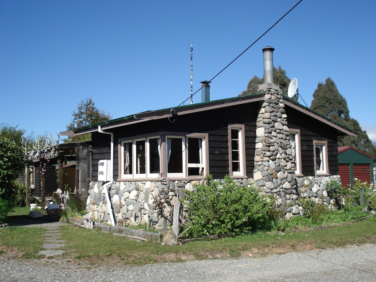 Welcome Home Cottage - Manapouri NZ