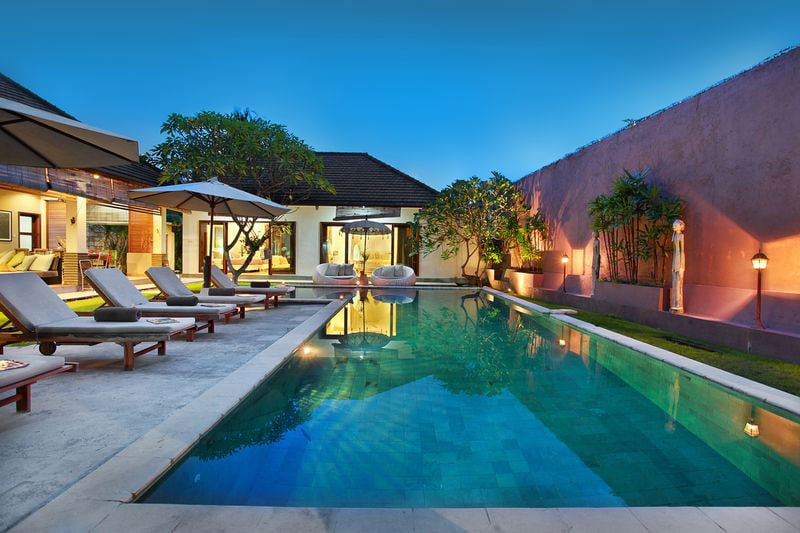 Seminyak Luxury 4 bedrooms VR
