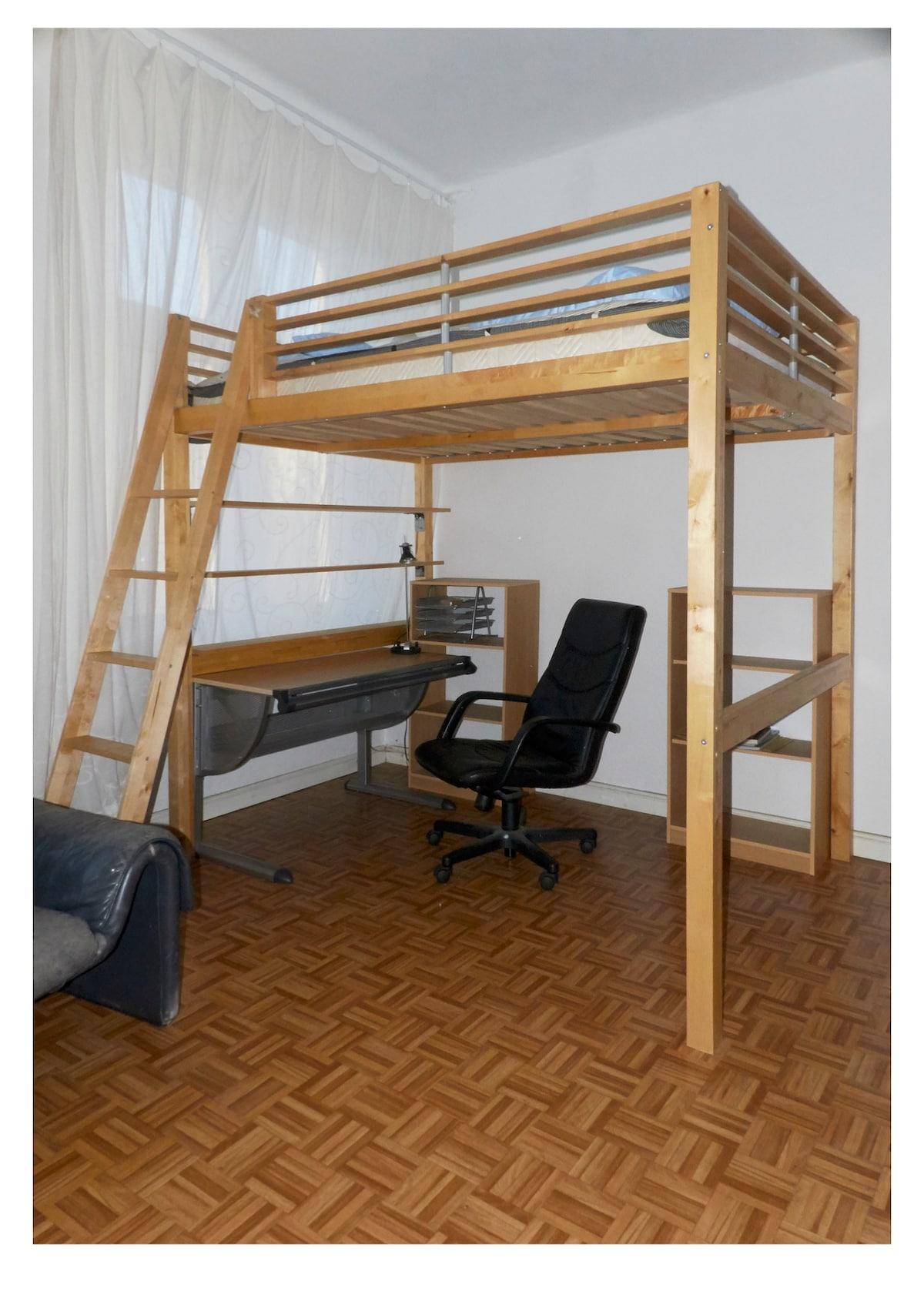 Zimmer in WG