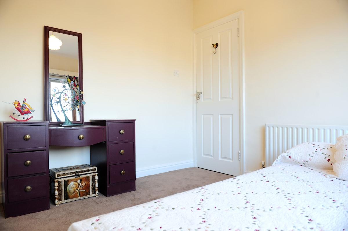 Near city centre-Single bedroom