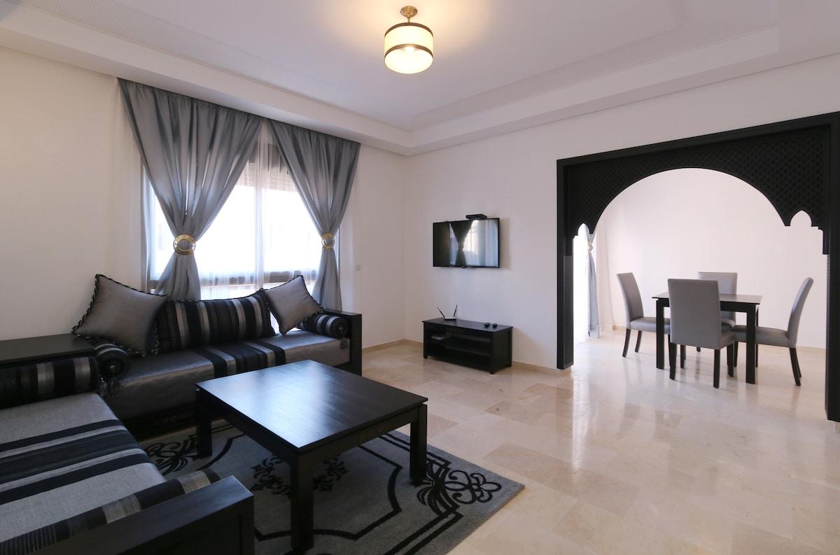 Alkaser apartment