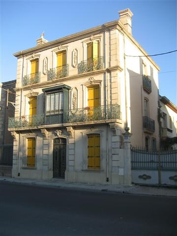 Apts.& rooms South France Languedoc